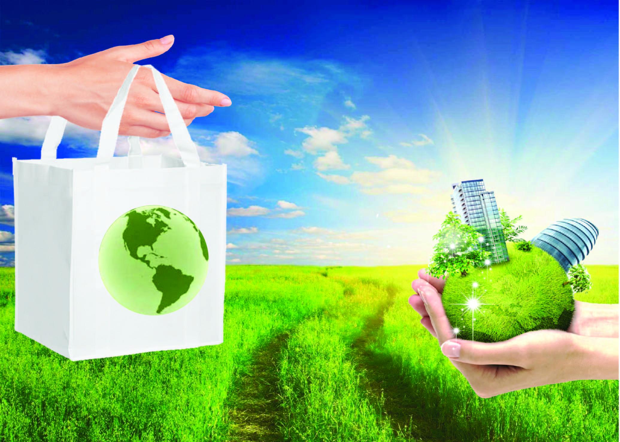 túi vải bảo vệ môi trường